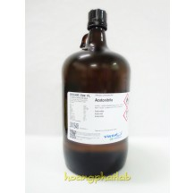 Acetonitrile, anhydrous (max. 0.003% H₂O) ≥99.9%